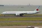 OMAさんが、羽田空港で撮影したエア・カナダ 777-333/ERの航空フォト(写真)