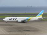 バンチャンさんが、羽田空港で撮影したAIR DO 767-381の航空フォト(写真)