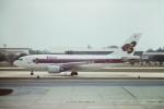 tassさんが、ドンムアン空港で撮影したタイ国際航空 A310-204の航空フォト(飛行機 写真・画像)