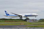 ポン太さんが、成田国際空港で撮影した全日空 787-10の航空フォト(写真)