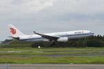 ポン太さんが、成田国際空港で撮影した中国国際航空 A330-243の航空フォト(写真)