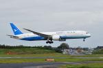 ポン太さんが、成田国際空港で撮影した厦門航空 787-9の航空フォト(写真)