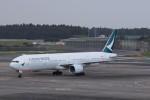 KAZFLYERさんが、成田国際空港で撮影したキャセイパシフィック航空 777-31Hの航空フォト(飛行機 写真・画像)