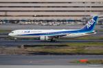 みなかもさんが、羽田空港で撮影した全日空 767-381/ERの航空フォト(写真)
