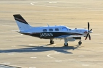 Airway-japanさんが、函館空港で撮影した日本法人所有 PA-46-500TP Meridian M500の航空フォト(写真)
