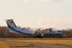 にしやんさんが、釧路空港で撮影した海上保安庁 DHC-8-315 Dash 8の航空フォト(写真)