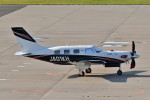 Dojalanaさんが、函館空港で撮影した日本個人所有 PA-46-500TP Meridian M500の航空フォト(写真)