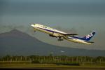simokさんが、鹿児島空港で撮影した全日空 767-381/ERの航空フォト(写真)