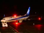 yutopさんが、鳥取空港で撮影した全日空 737-8ALの航空フォト(飛行機 写真・画像)
