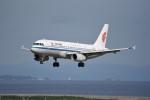 kumagorouさんが、仙台空港で撮影した中国国際航空 A320-232の航空フォト(写真)