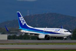 hirohiro77さんが、旭川空港で撮影した全日空 737-781の航空フォト(飛行機 写真・画像)