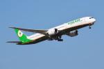 Co-pilootjeさんが、成田国際空港で撮影したエバー航空 787-10の航空フォト(飛行機 写真・画像)