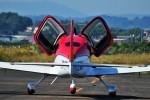 M.Ochiaiさんが、宮崎空港で撮影した航空大学校 SR22の航空フォト(写真)
