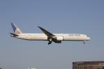 JA1118Dさんが、成田国際空港で撮影したユナイテッド航空 787-10の航空フォト(写真)