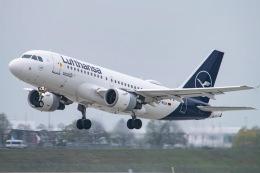 航空フォト:D-AILW ルフトハンザドイツ航空 A319