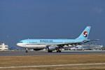 Gambardierさんが、高松空港で撮影した大韓航空 A300B4-103の航空フォト(写真)