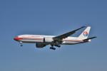 厦龙さんが、成田国際空港で撮影した中国貨運航空 777-F6Nの航空フォト(写真)