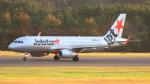 誘喜さんが、庄内空港で撮影したジェットスター・ジャパン A320-232の航空フォト(写真)