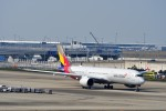 T.Sazenさんが、関西国際空港で撮影したアシアナ航空 A350-941の航空フォト(飛行機 写真・画像)