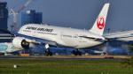 パンダさんが、成田国際空港で撮影した日本航空 787-8 Dreamlinerの航空フォト(飛行機 写真・画像)