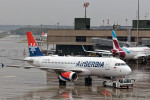 Airliners Freakさんが、チューリッヒ空港で撮影したエア・セルビア A320-232の航空フォト(飛行機 写真・画像)