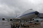 Airliners Freakさんが、フランクフルト国際空港で撮影したルフトハンザドイツ航空 747-830の航空フォト(飛行機 写真・画像)
