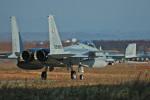 スカルショットさんが、千歳基地で撮影した航空自衛隊 F-15J Eagleの航空フォト(写真)
