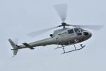Soraya_Projectさんが、ツインリンクもてぎで撮影した本田航空 AS350B Ecureuilの航空フォト(写真)