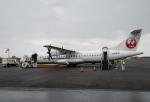 HND_fanさんが、与論空港で撮影した日本エアコミューター ATR-72-600の航空フォト(飛行機 写真・画像)