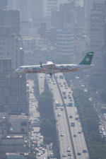 かずまっくすさんが、台北松山空港で撮影した立栄航空 ATR-72-600の航空フォト(写真)