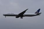 Timothyさんが、成田国際空港で撮影したユナイテッド航空 777-322/ERの航空フォト(写真)