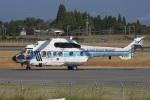 MOR1(新アカウント)さんが、鹿児島空港で撮影した海上保安庁 AS332L1 Super Pumaの航空フォト(写真)