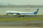 OMAさんが、羽田空港で撮影した全日空 777-381/ERの航空フォト(写真)
