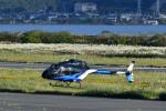 Gambardierさんが、岡南飛行場で撮影した日本法人所有 505 Jet Ranger Xの航空フォト(写真)