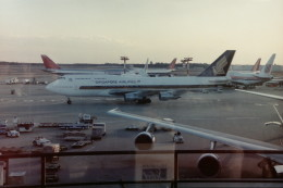 ヒロリンさんが、成田国際空港で撮影したシンガポール航空 747-312の航空フォト(飛行機 写真・画像)