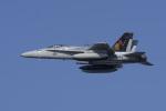 NOTE00さんが、三沢飛行場で撮影したアメリカ海兵隊 F/A-18C Hornetの航空フォト(飛行機 写真・画像)