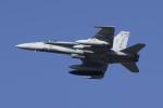 NOTE00さんが、三沢飛行場で撮影したアメリカ海軍 F/A-18C Hornetの航空フォト(飛行機 写真・画像)