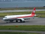 Y@RJGGさんが、関西国際空港で撮影した四川航空 A321-271Nの航空フォト(写真)
