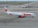 Y@RJGGさんが、中部国際空港で撮影したタイ・ライオン・エア 737-8GPの航空フォト(写真)
