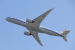 水月さんが、関西国際空港で撮影した中国国際航空 A350-941XWBの航空フォト(写真)