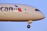 Co-pilootjeさんが、成田国際空港で撮影したアメリカン航空 787-9の航空フォト(飛行機 写真・画像)