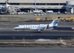 Espace77さんが、羽田空港で撮影したプライベートエア G-IVの航空フォト(写真)