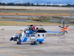 yutopさんが、米子空港で撮影した中日本航空 AS332L1 Super Pumaの航空フォト(写真)