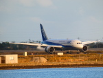 yutopさんが、米子空港で撮影した全日空 787-8 Dreamlinerの航空フォト(写真)