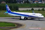 Den-Tさんが、富山空港で撮影した全日空 A321-211の航空フォト(飛行機 写真・画像)