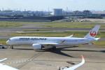 Espace77さんが、羽田空港で撮影した日本航空 A350-941XWBの航空フォト(写真)