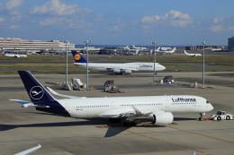 Espace77さんが、羽田空港で撮影したルフトハンザドイツ航空 A350-941の航空フォト(飛行機 写真・画像)