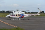 kumagorouさんが、仙台空港で撮影した国土交通省 北海道開発局 412EPの航空フォト(写真)
