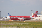 cocoa11さんが、成田国際空港で撮影したタイ・エアアジア・エックス A330-343Xの航空フォト(写真)