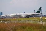 cocoa11さんが、成田国際空港で撮影したパキスタン国際航空 777-2Q8/ERの航空フォト(写真)